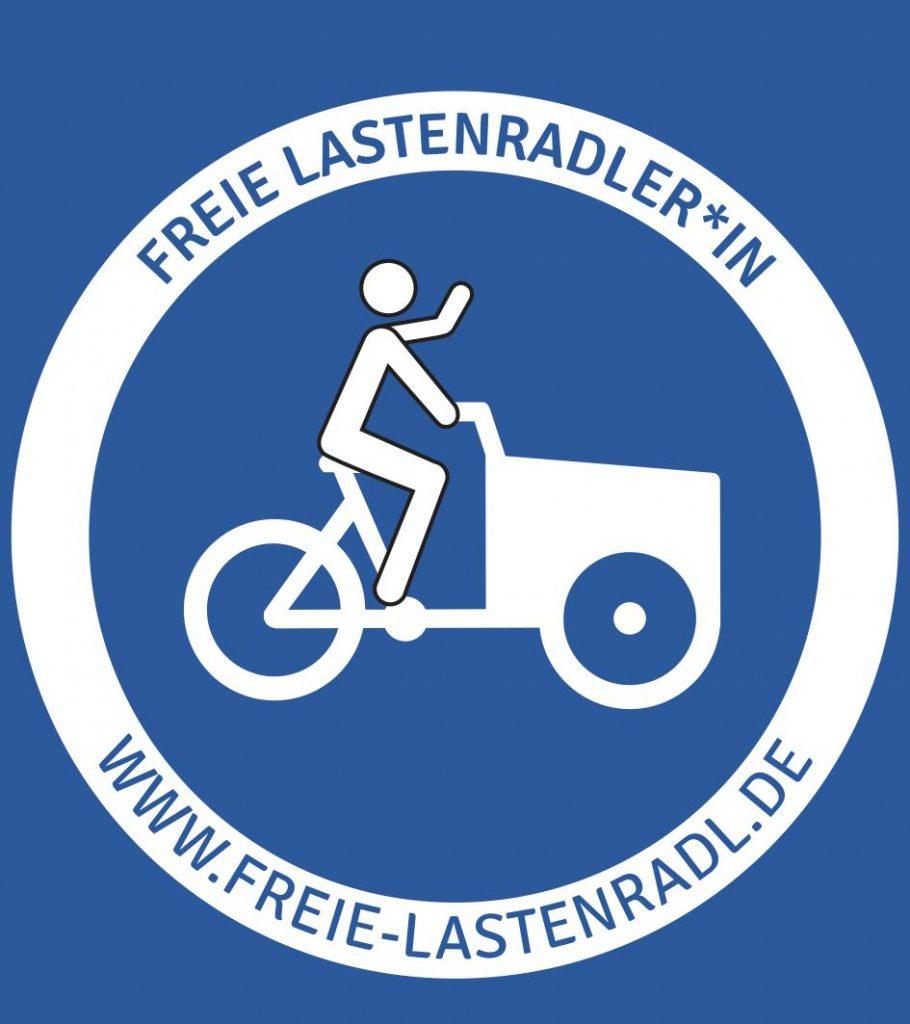 Freie Lastenradler*in. Lastenräder für alle Menschen in München.