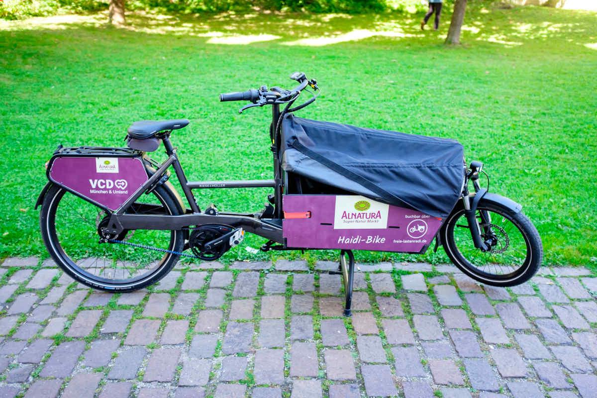 Haidi-Bike